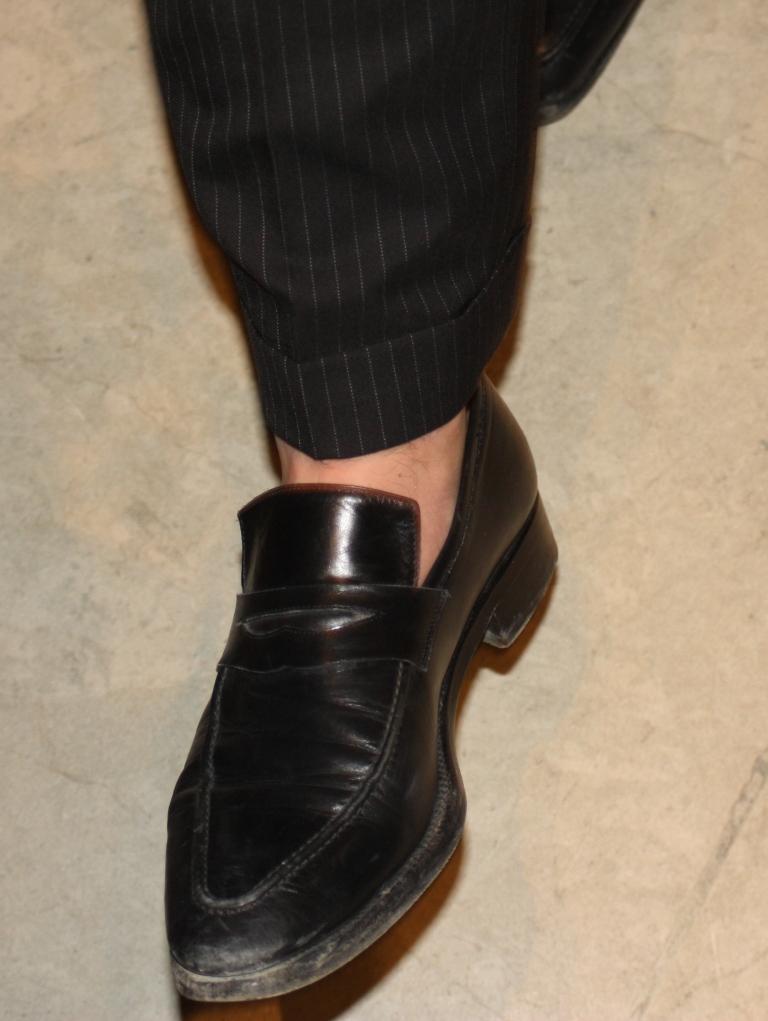 scott shuman shoe