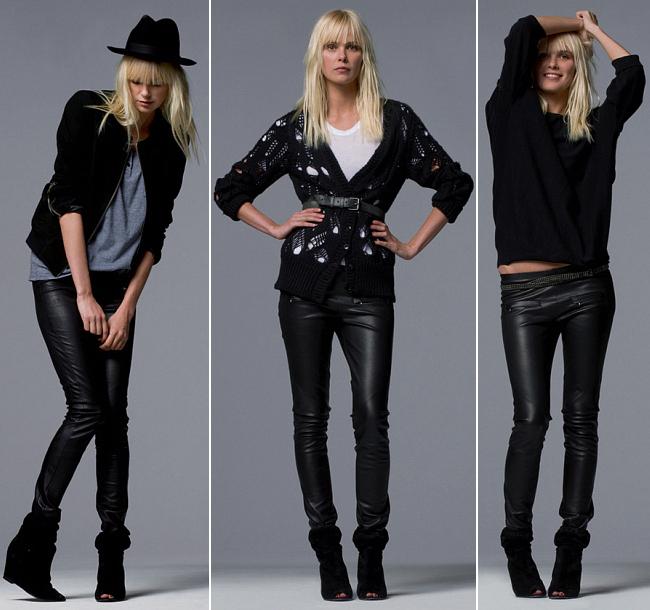 Iro Fall Winter 2009 Lookbook Style Blog Canadian Fashion And Lifestyle News