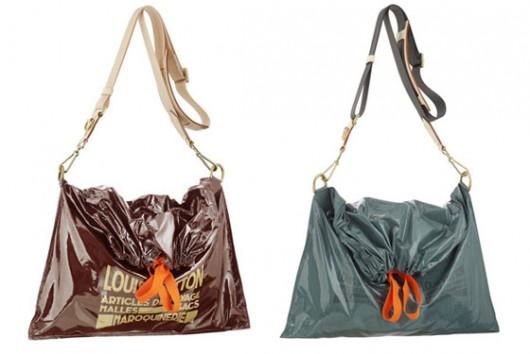 friday faux pas louis vuitton trash bag purse style