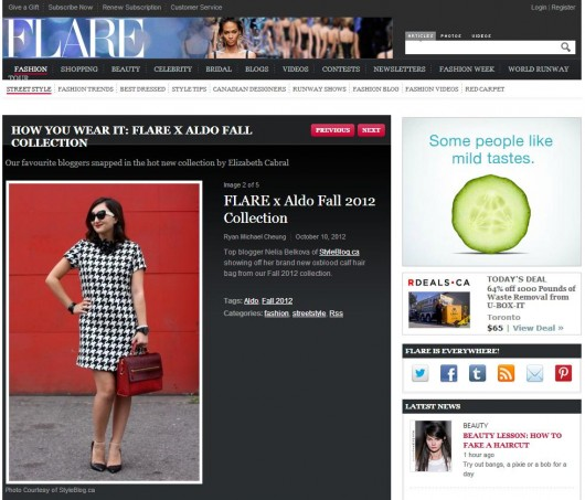 flare-magazine-aldo-collaboration-liz-cabral