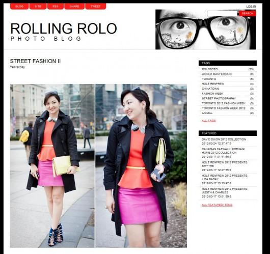 rolling rolo