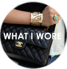 ** What I Wore **