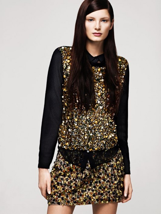 H&M Fall 2012 Preview: Big Bold Style On A Budget