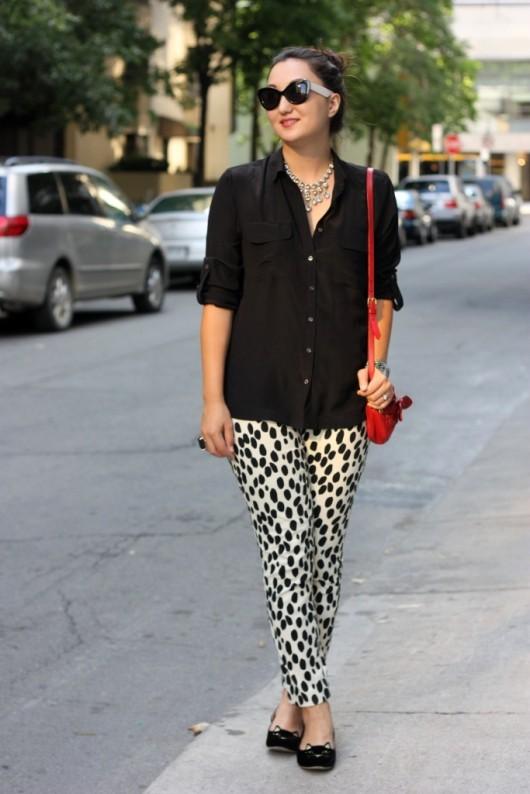 spots-pants