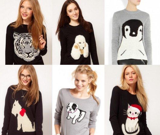 animal-sweaters