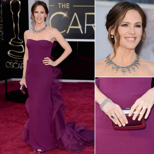 Jennifer-Garner-Oscars-Dress-gucci-2013
