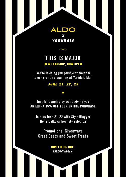 ALDO_Blogger_Event_Yorkdale