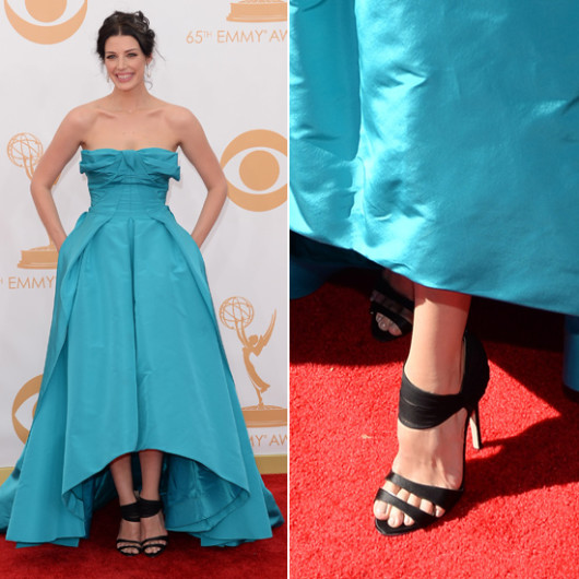 emmy-awards-jessica-pare-best-dressed