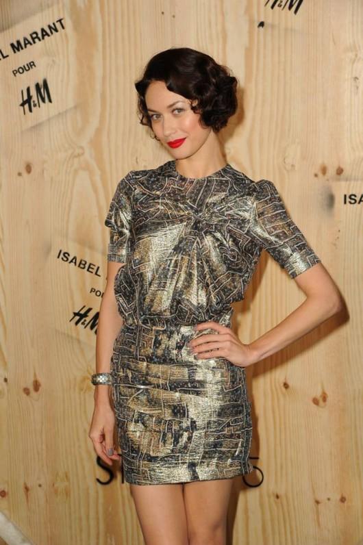 isabel marant pour hm paris fashion show 6