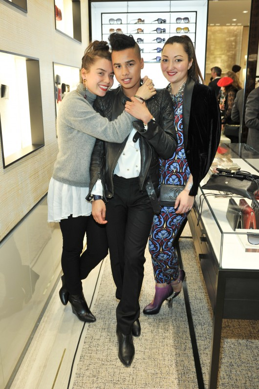CHANEL Yorkdale Boutique Opening - Nov 28, 2013 (10)