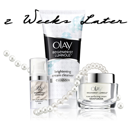 olay-regenerist-luminous-two-week-check-in