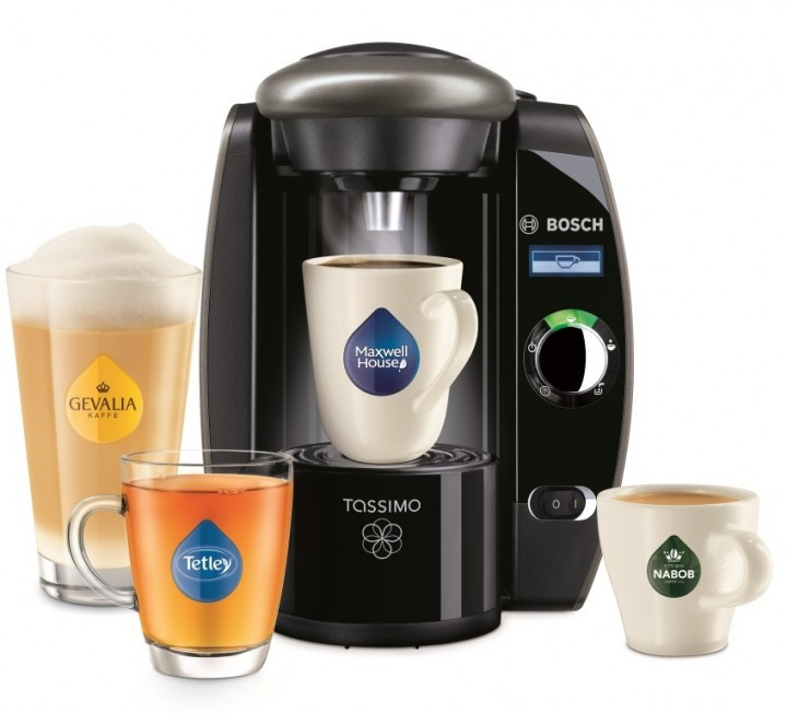 T65 Brewer with Beverages