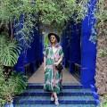 majorelle-gardens-morocco-hm-caftan