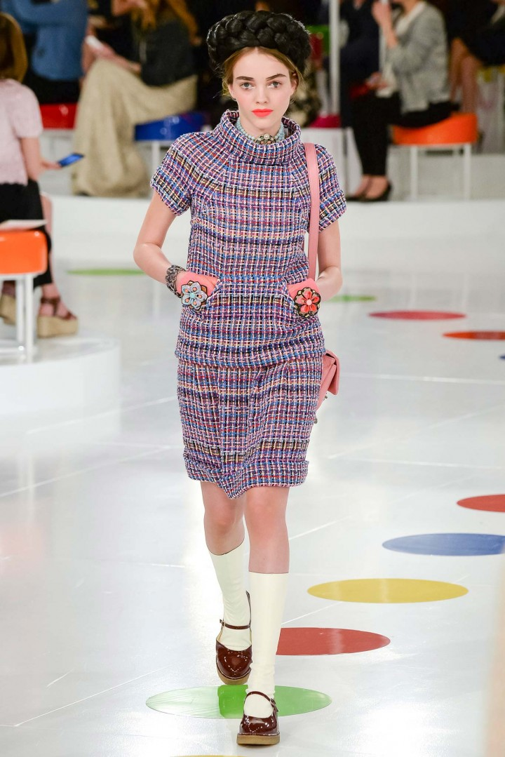 CHANEL Paris Seoul Cruise 2016 Collection | Style Blog ...