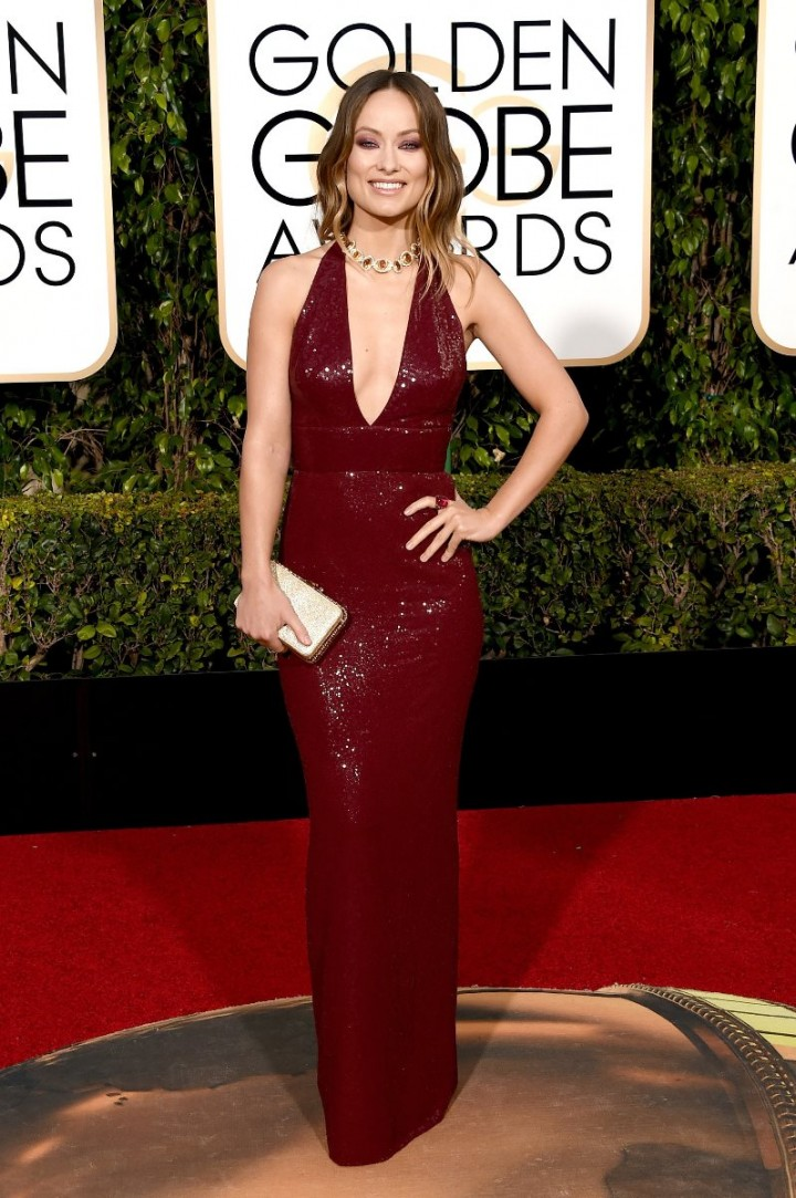 Golden-Globes-2016-Olivia-WIlde-Michael-Kors