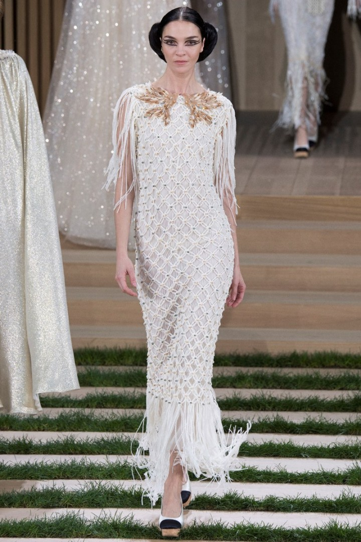 Chanel haute couture spring 2016 collection style blog for A haute couture