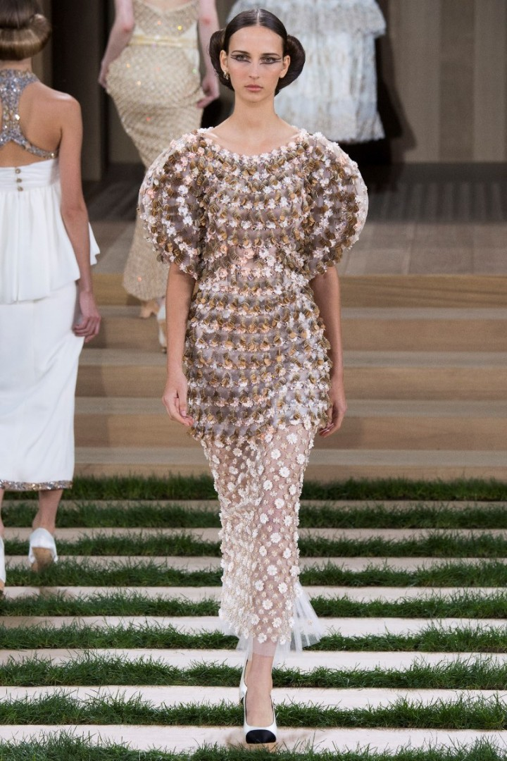 Chanel haute couture spring 2016 collection style blog for Couture clothing