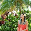 What I Wore: Hawaiian Lu'au
