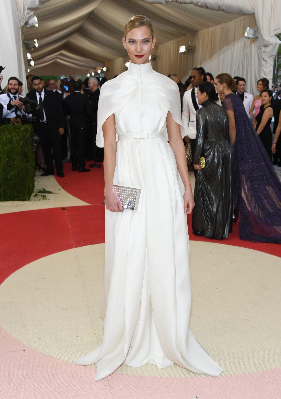 Met Gala 2016 Karlie Kloss Style Blog Canadian Fashion