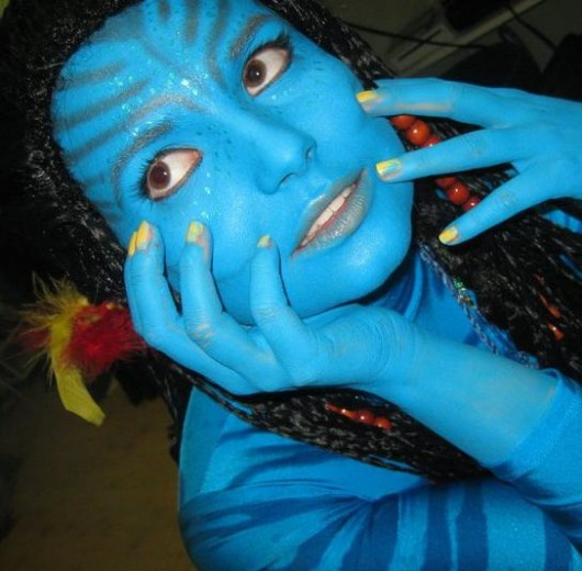 Bianca Teixeira as Avatar's Na'vi