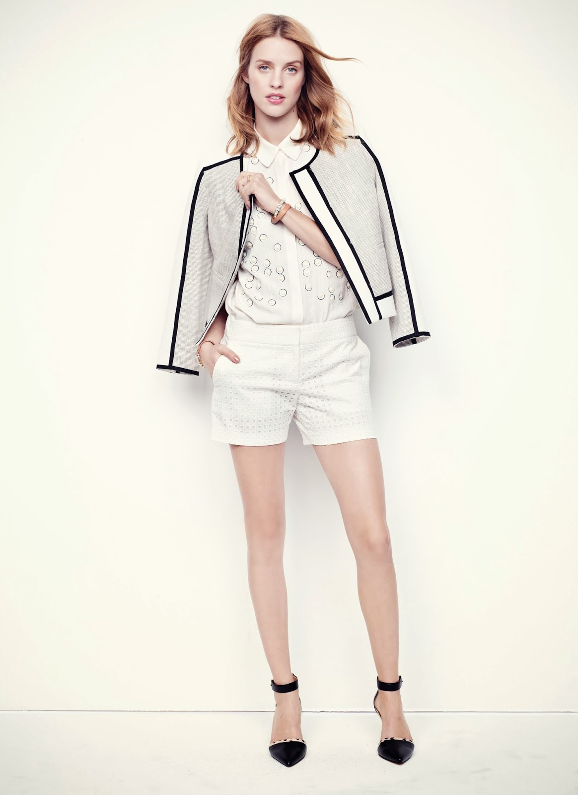 Ann Taylor Spring 2014 Lookbook 7 Style Blog Canadian Fashion And Lifestyle News