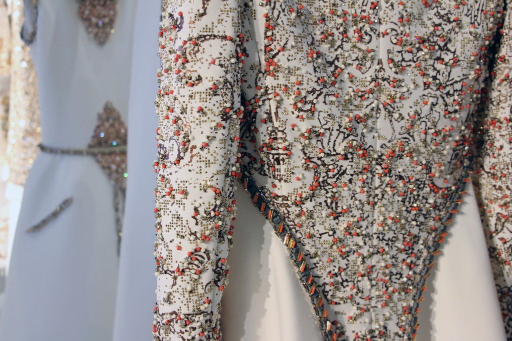 Chanel haute couture fall 2014 details 19 style blog for Chanel haute couture price range