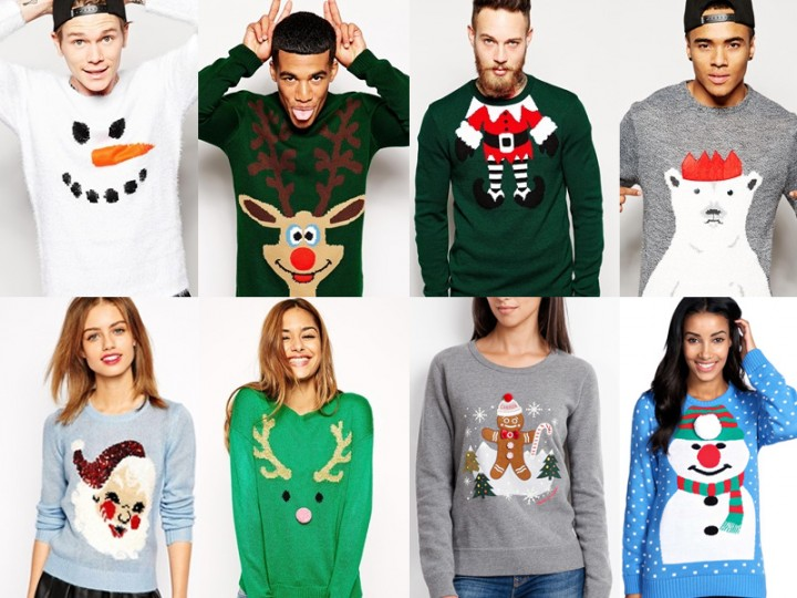Holidays 2014 Best Ugly Holiday Sweaters