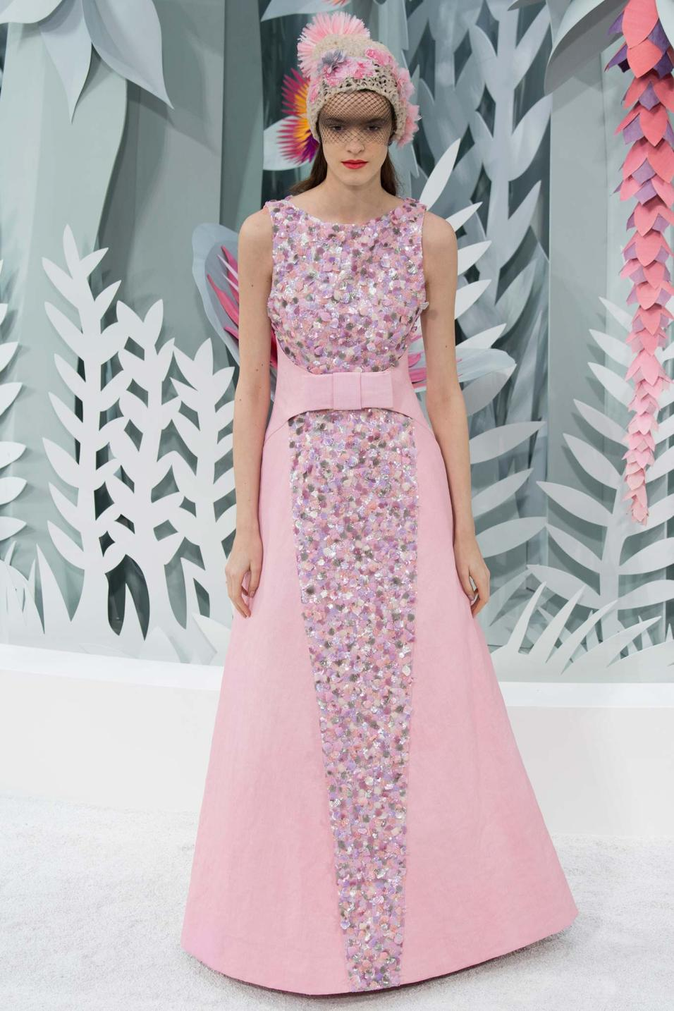Chanel haute couture spring 2015 17 style blog for Chanel haute couture price range