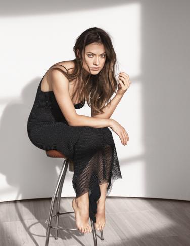 Hm Conscious Exclusive Spring 2015 Collection Olivia Wilde