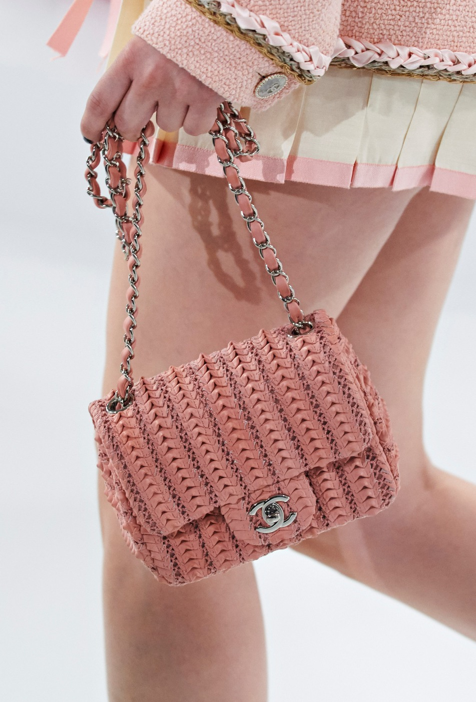 Chanel Seoul Resort Cruise 2016 Bags Accessories 18