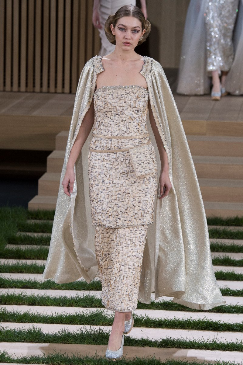 Chanel haute couture spring 2016 gigi hadid style blog for Chanel haute couture price range