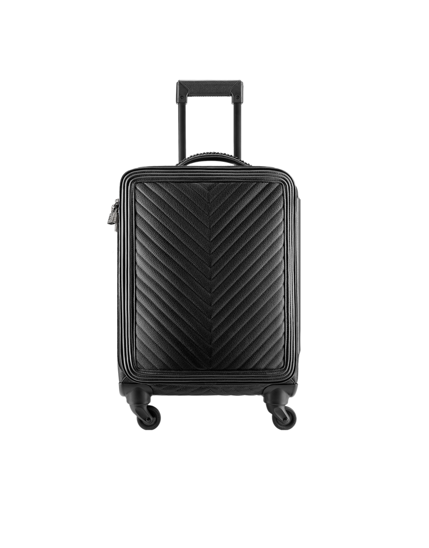 chanel-carry-on-luggage-coco-case-price-quilted2 | Style Blog ...