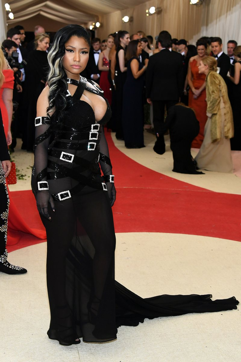 Met gala 2016 worst dressed nicki minaj style blog Nicki minaj fashion style 2016