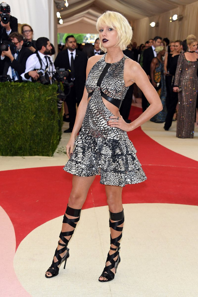 Met Gala 2016 Worst Dressed Taylor Swift Style Blog