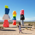 What I Wore: Seven Magic Mountains