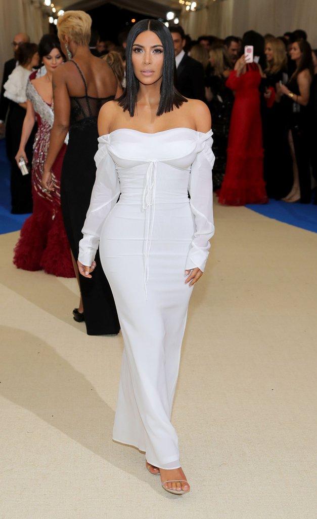 Met Gala 2017 Kim Kardashian Vivienne Westwood Style Blog Canadian Fashion And Lifestyle News