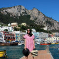 Style Blog Travels: Boating in Capri