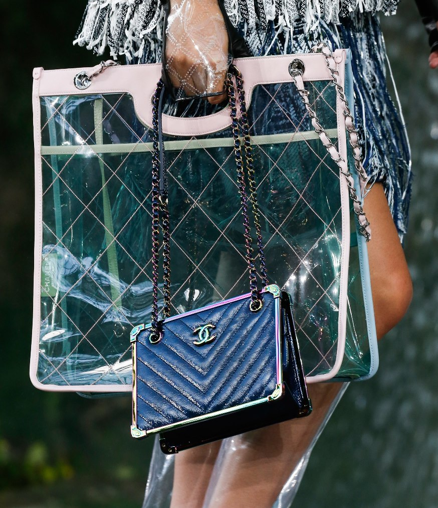 Target S Spring 2017 Home Decor Collections Are Everything: Chanel-Spring-Summer-2018-Collection-bags (5)